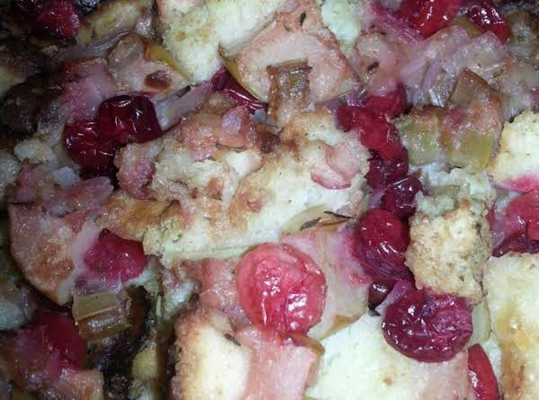 Cran-apple Stuffing (gf)