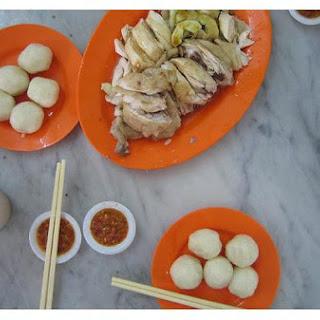 Hainanese Rice Balls
