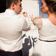 Wedding photographer Mariya Fedorova (Njaka). Photo of 22.11.2018