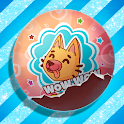 Wow Wow Chocolate Surprise for kids icon