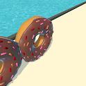 Donut Rush 3D icon