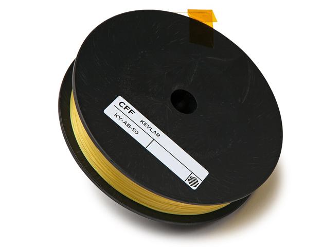 Continuous Fiber 3d printing filament