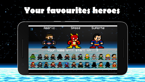 2 3 4 Heroes - Avengers of Multiplayer Game modavailable screenshots 12