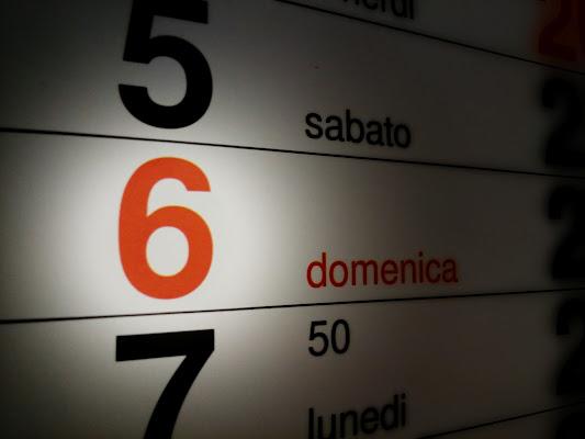 Domenica 6 dicenbre di Lela69