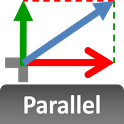 Parallelogram icon