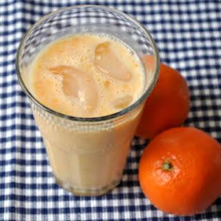Orange-Tangerine Smoothie.