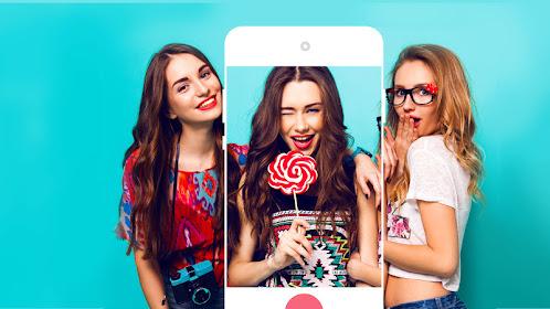 Sweet Selfie - фильтров камера мод
