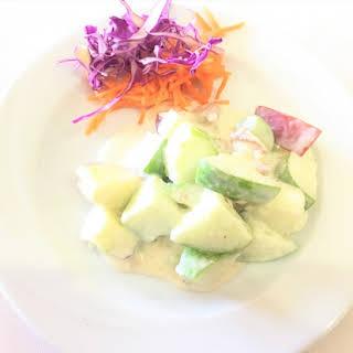 Apple Walnut Salad Mayonnaise Recipes.