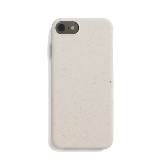 A Good Mobile Case Vanilla White iPhone 7/8