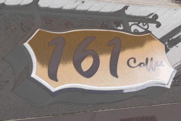 161烘焙咖啡屋:實而不華,不可小覷 [高雄咖啡館] @ 耳機與咖啡的情緒私旅