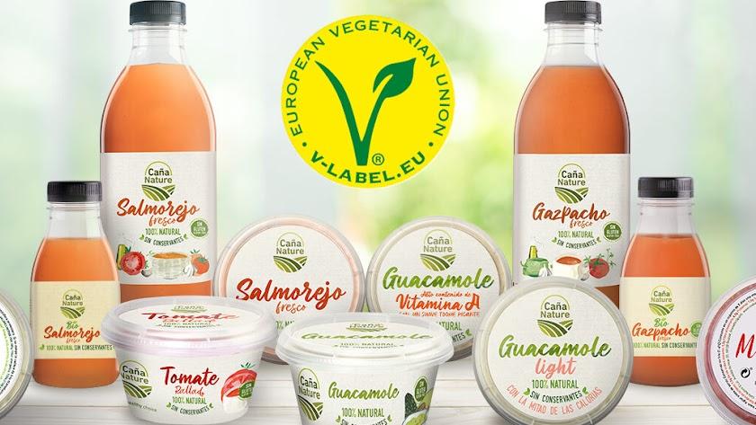 La certificación V-Label es el principal sello de calidad que se otorga a este tipo de productos.