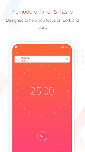 Focus To-Do: Pomodoro Timer & To Do List 10.1 Screenshots 1