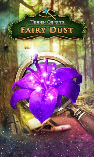 Fairy Dust - Magic Hollow Land