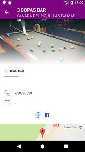 3 Copas Bar - náhled