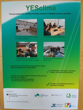 Εργαστήριο: «Εξοικονόμηση ενέργειας στα κτήρια και εφαρμογές φυσικών συστημάτων θέρμανσης – δροσισμού» - πρόγραμμα EUKIYESclima