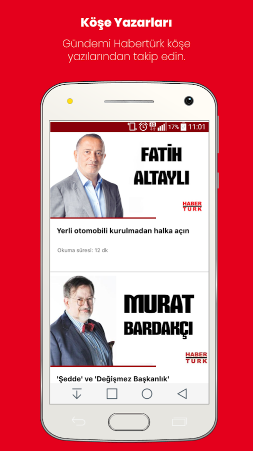 HABERTURK- screenshot