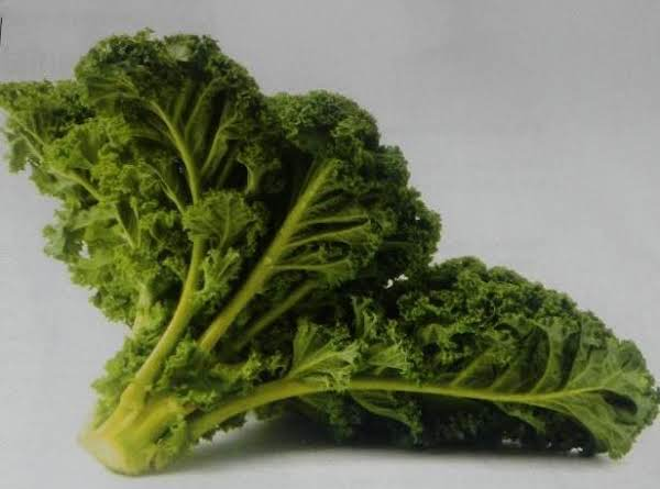 Steamed Kale..the Super Food. Recipe