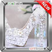600+ Wedding Shoes icon