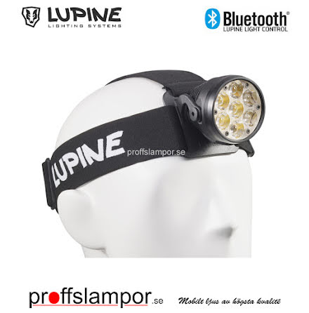 Pannlampa Lupine Betty RX 14