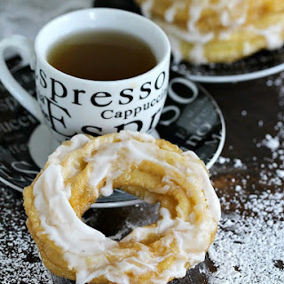 Dunkin Donuts French Cruller (Copycat)
