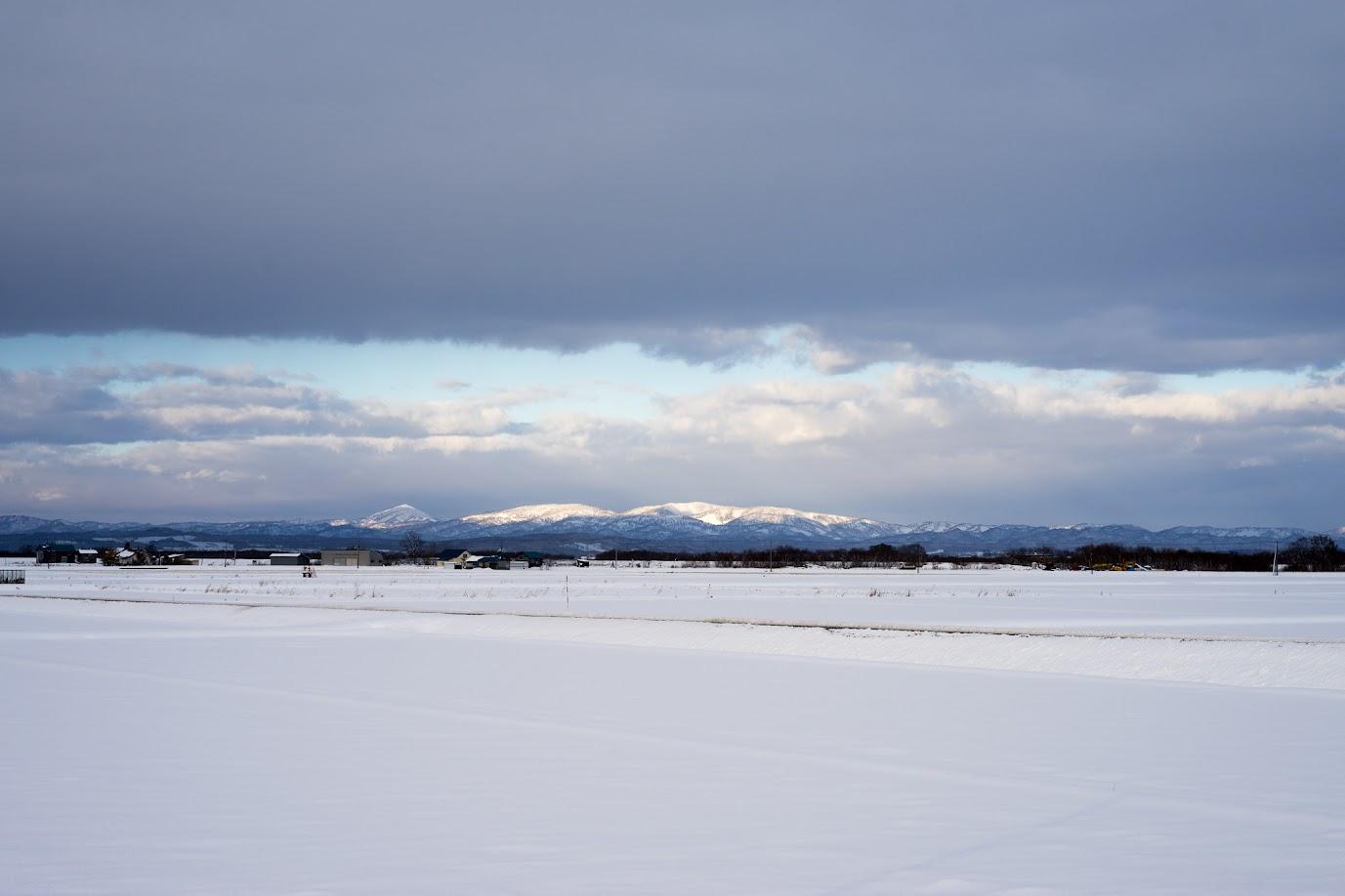北東(幌加内方向)の山頂