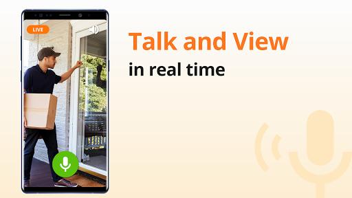 Alfred Video Home Surveillance Camera/Baby Monitor screenshot