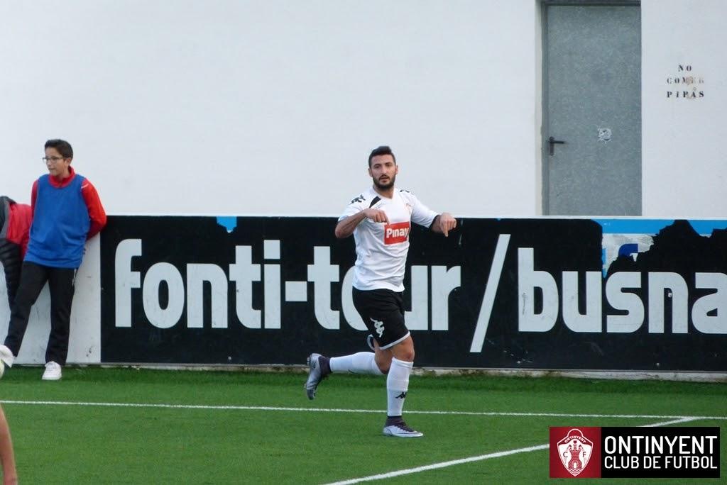 Ontinyent CF CD Buñol Francesc