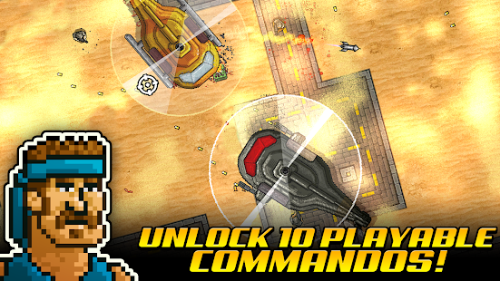KickAss Commandos- screenshot thumbnail