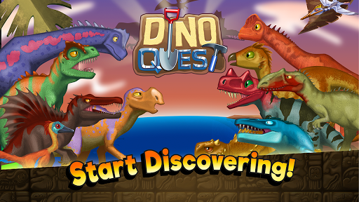 Dino Quest - Dinosaur Discovery and Dig Game 1.5.16 de.gamequotes.net 4