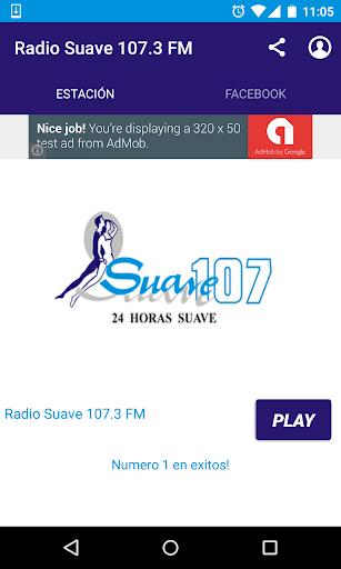 Radio Suave 107.3 FM