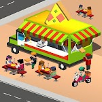 Pizza Shop: Moto Pizza Burger Delivery Games Icon