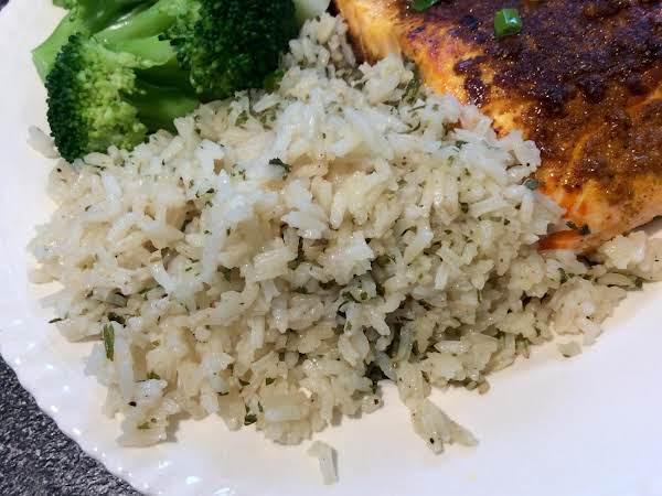 Sesame-ginger Rice
