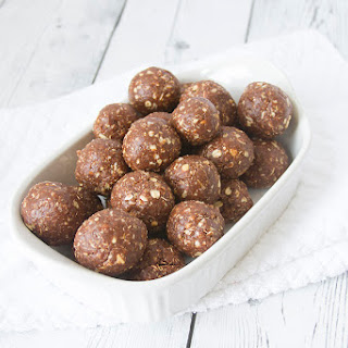 Protein-Packed Cocoa Energy Bites.