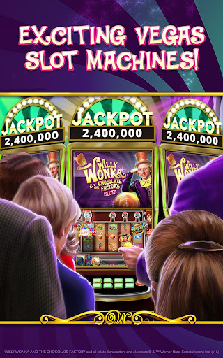 Willy Wonka Slots Free Casino screenshot 5