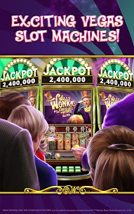 Willy Wonka Slots Free Casino Mod Apk (Unlimited Coins) 2