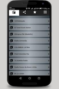 Radio Colombia - náhled