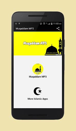Muqaddam MP3