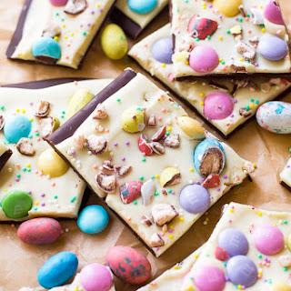 Easter Bunny Bark.