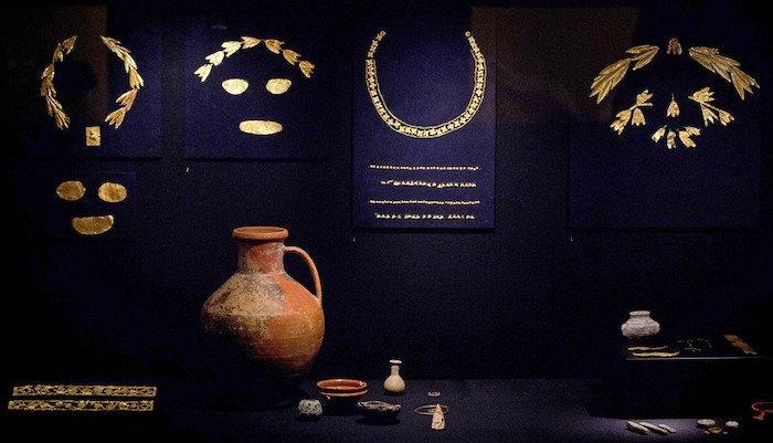 Виставка *Крим: золото і секрети Чорного моря* в музеї Алларда Пірсона (Амстердам)