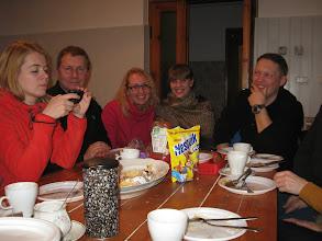 """Photo: Šimtalapį valgėm užgerdami """"Nesquik"""" kakava :)"""
