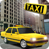 Taxi Driving Simulator 3D