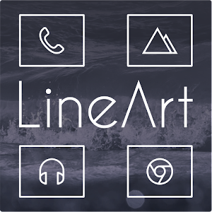 LineArt IconPack