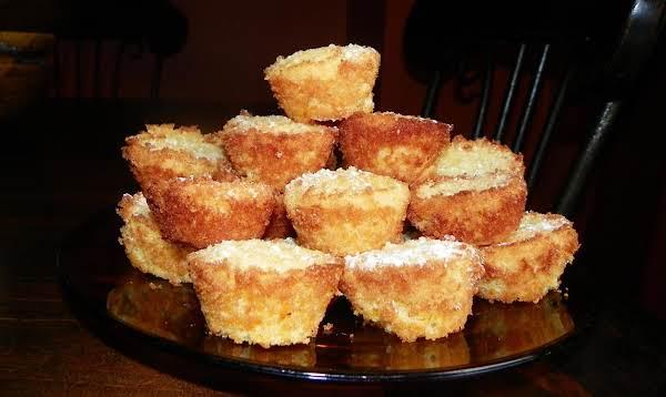 Little Orange Cakes (bolinhos De Laranja) Recipe