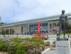 Photo: California Academy of Sciences in Golden Gate Park