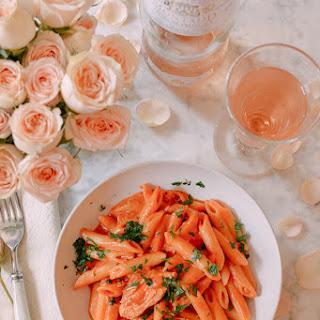 Penne alla Rosé.
