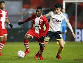L'Antwerp perd Aurélio Buta pour les Play-Offs 1