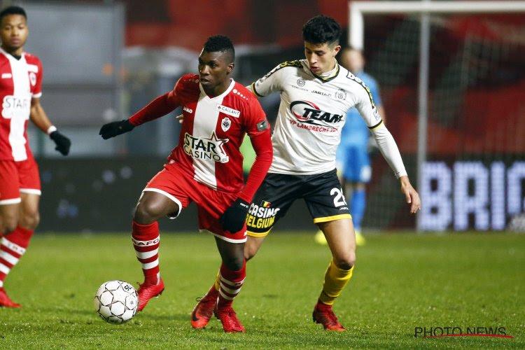 Très mauvaise nouvelle pour l'Antwerp pour les Play-Offs