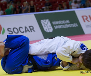 Judo : Matthias Casse bat Sami Chouchi