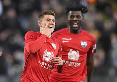 Officiel : La Gantoise accueille un joueur d'Eupen et un Nigérian