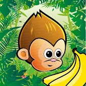 Jungle Monkey Banana Adventure